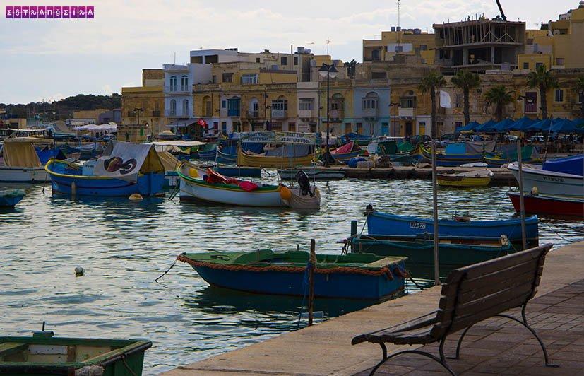 Malta-Marsaxlokk