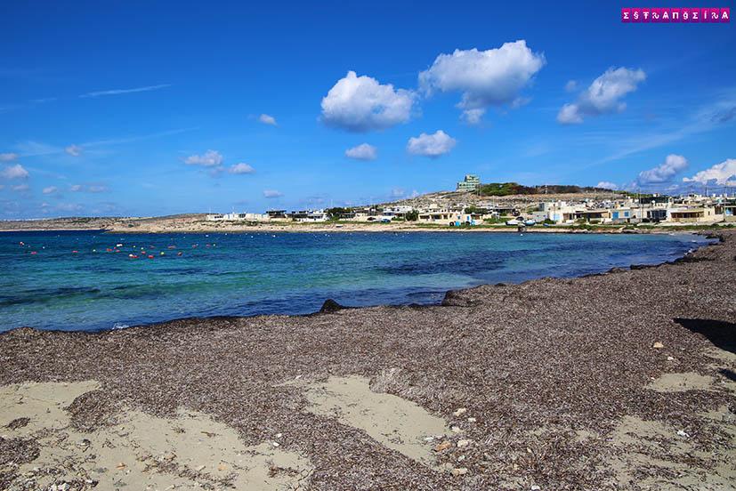 Malta-praias-Armier-Bay