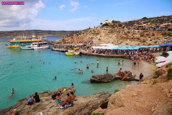 Malta-praias-blue-lagoon