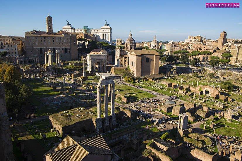 o-que-fazer-em-roma-forum-romano-ruinas