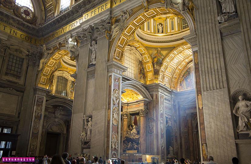 Roma-Italia-vaticano-basilica-san-pedro