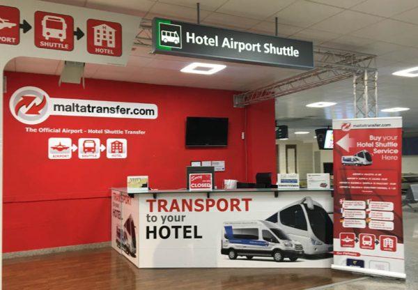 transfer aeroporto malta
