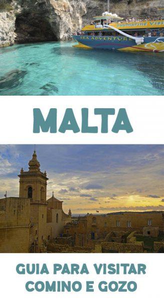 Malta-Comino-e-Gozo