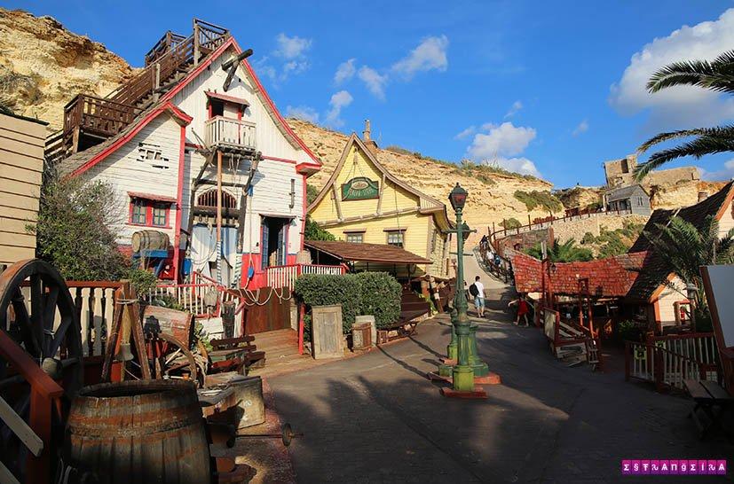 Malta-popeye-village-cenario