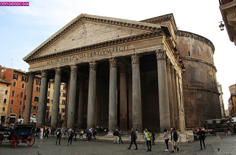 Roma-Italia-Pantheon