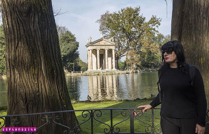 Roma-Italia-Villa-Borghese