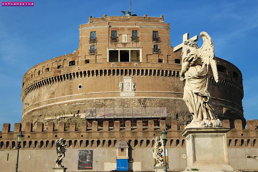 Roma-Italia-castelo-santangelo