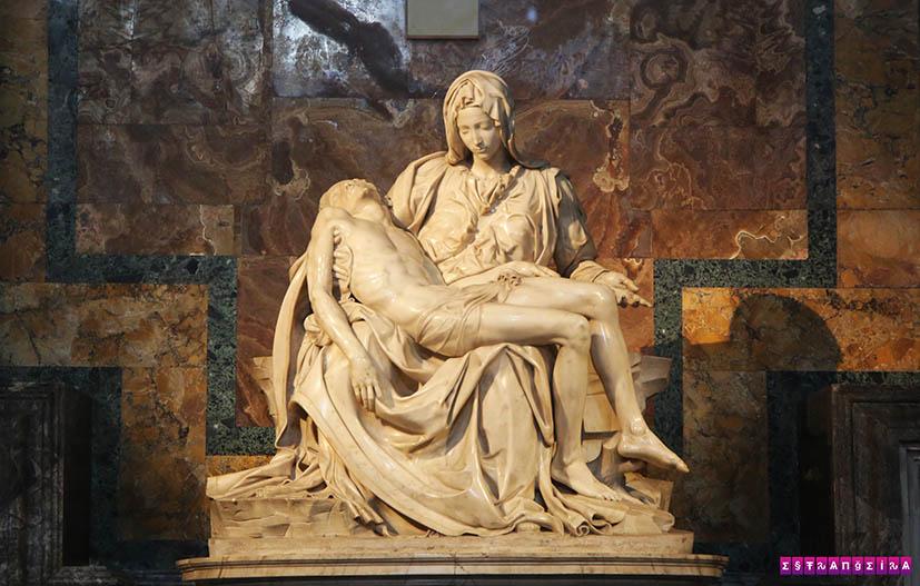 visitar-o-Vaticano-Pieta-Michelangelo