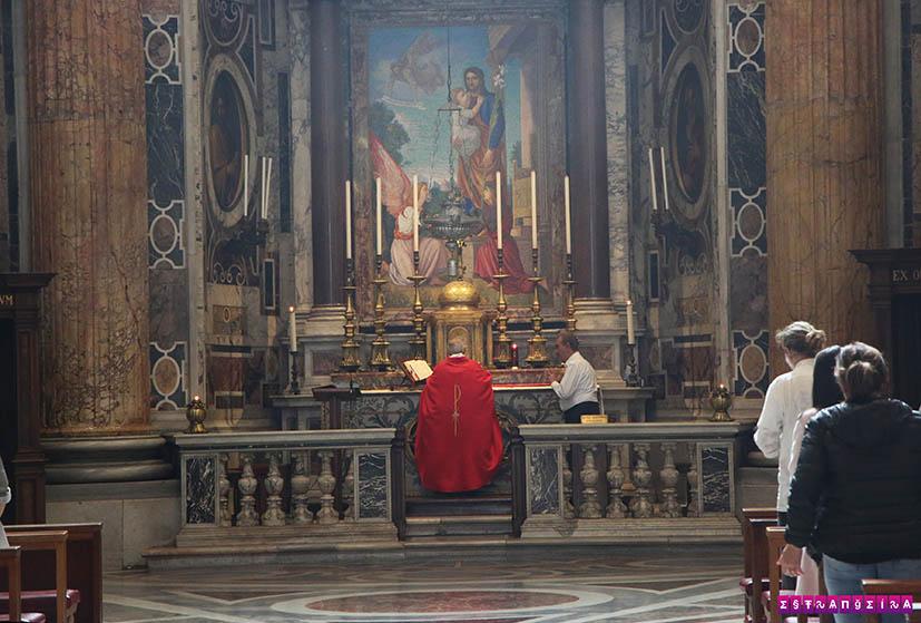 Roma-Vaticano-missa