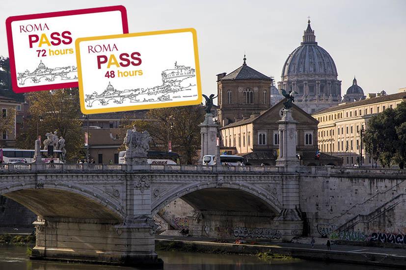 Tem Na Web - Vale a pena comprar o Roma Pass? - Estrangeira