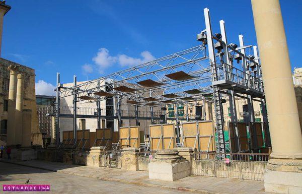 Valetta-Malta-anfiteatro