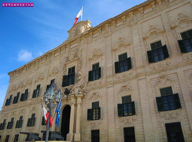 Valletta-Malta-Auberge-de-castille