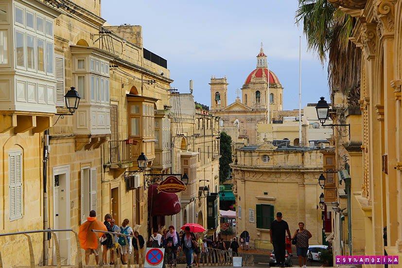 Victoria-Gozo-Malta