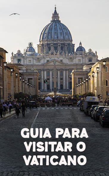Visitar-o-vaticano