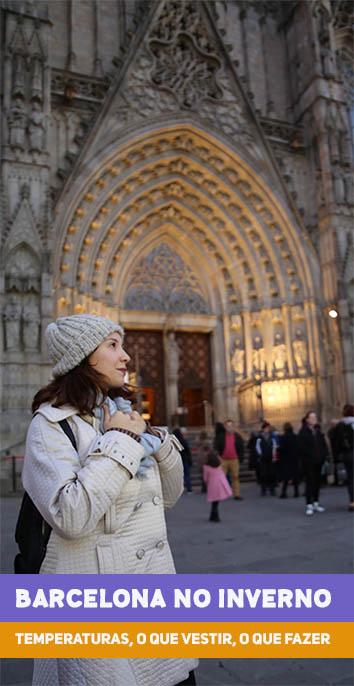 Barcelona no inverno  temperaturas d60ff2ad48220
