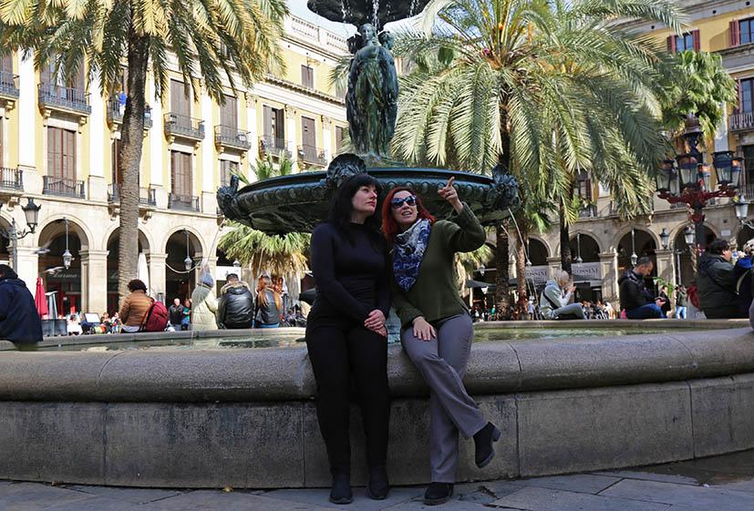 Barcelona-plaza-reial