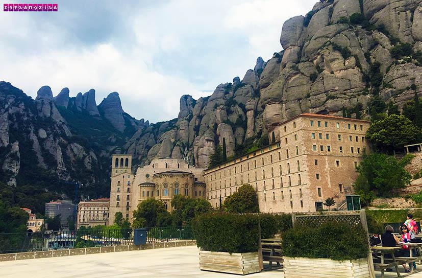 Tem Na Web - Como chegar em Montserrat saindo de Barcelona - Estrangeira