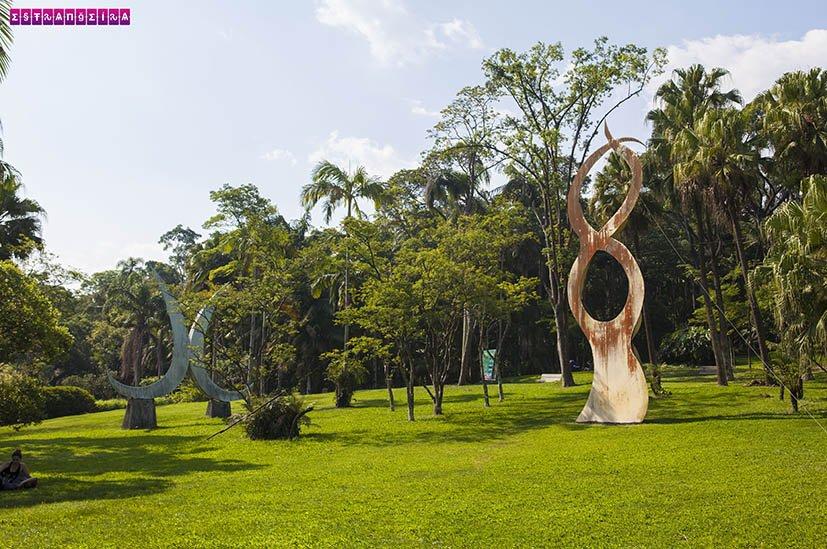 Tem Na Web - Jardim Botânico de São Paulo: um oásis verde na capital - Estrangeira