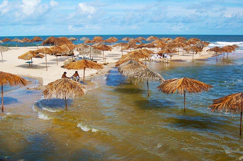 Praia-bela-Paraíba