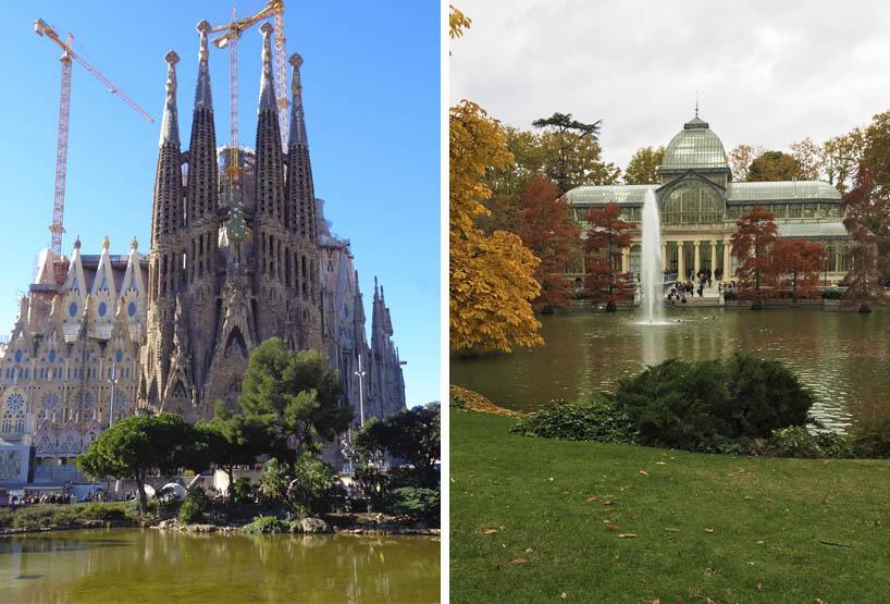 Tem Na Web - Como ir de Barcelona a Madrid - carro, ônibus, avião ou trem? - Estrangeira
