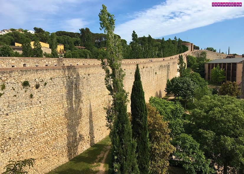 o-que-fazer-em-Girona-muralha