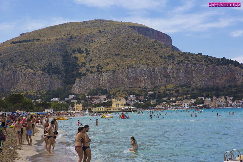 Mondello-Sicilia