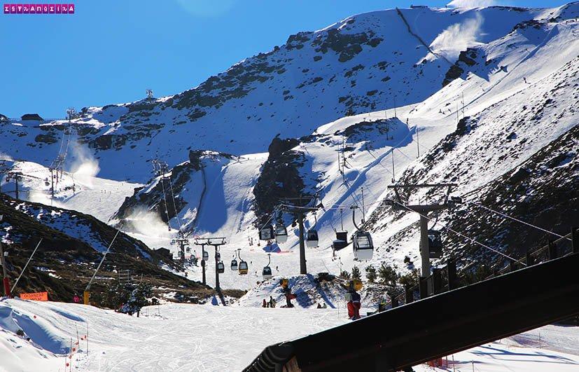 Tem Na Web - Sierra Nevada - como chegar e o que fazer na estação de esqui de Granada - Estrangeira