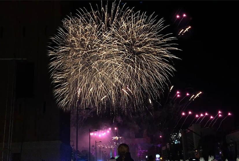 Tem Na Web - Como é passar o ano novo em Barcelona - Estrangeira