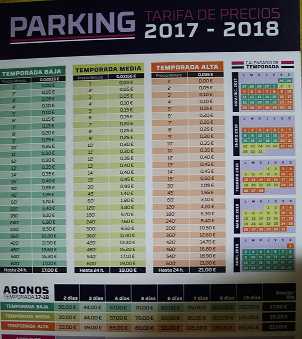 sierra-nevada-estacionamento