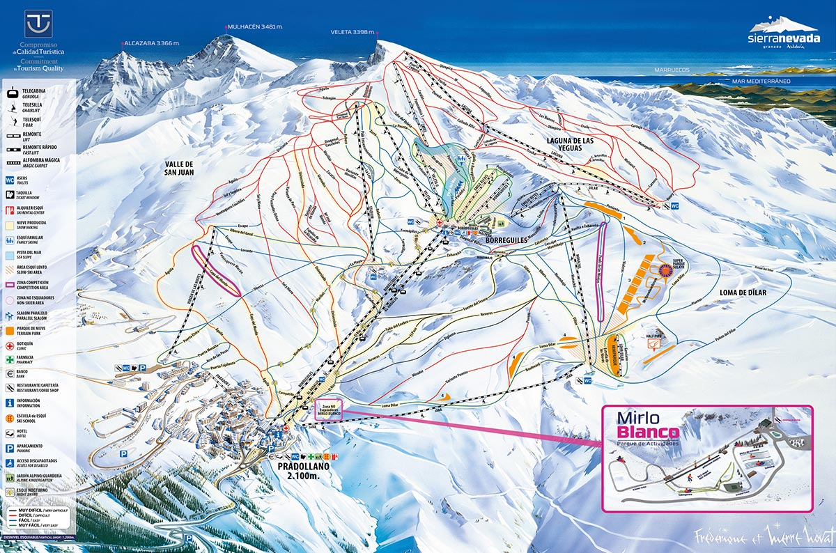 sierra-nevada-granada-espanha-mapa