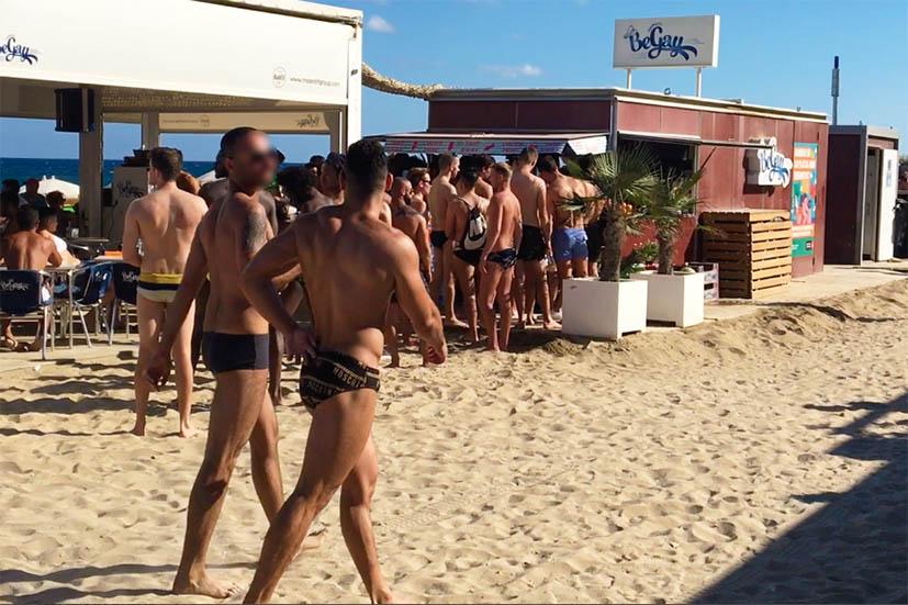Tem Na Web - Guia gay de Barcelona: festas, bares, saunas, hotéis e muito mais! - Estrangeira
