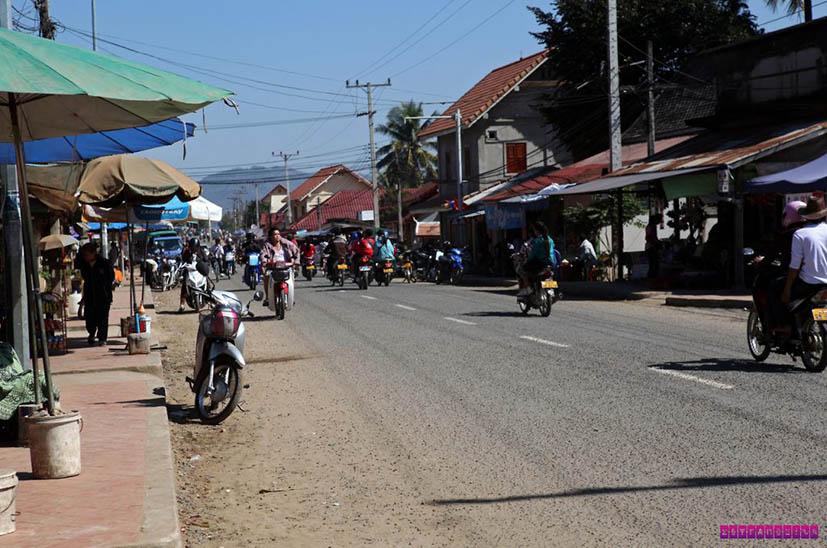 Luang-Prabang-laos-rua