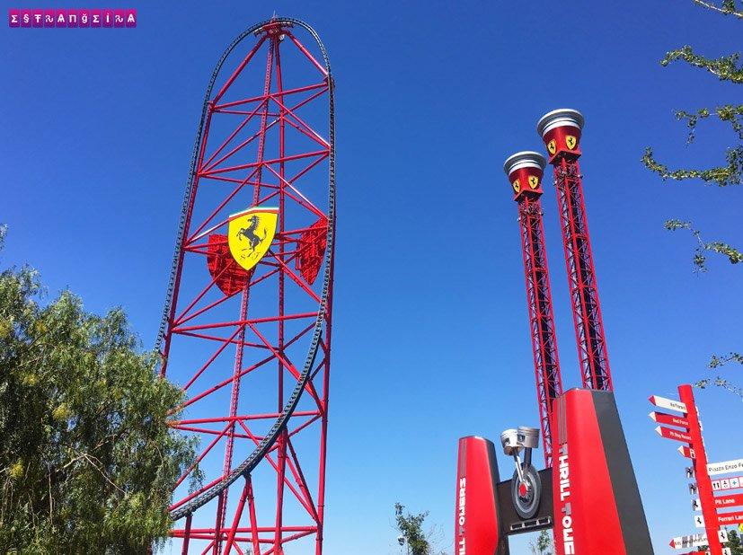 port-aventura-ferrari-land-parques-de-diversoes-barcelona-red-force
