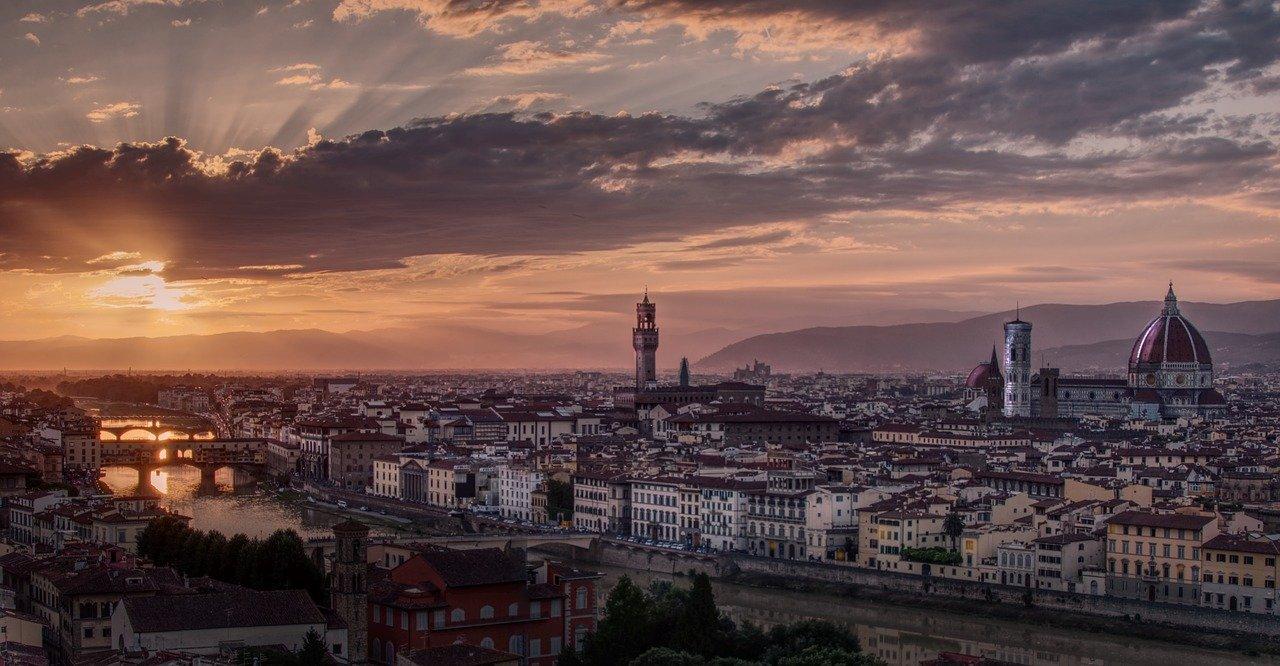 viagem-para-a-italia-roteiro-florenca-por-do-sol