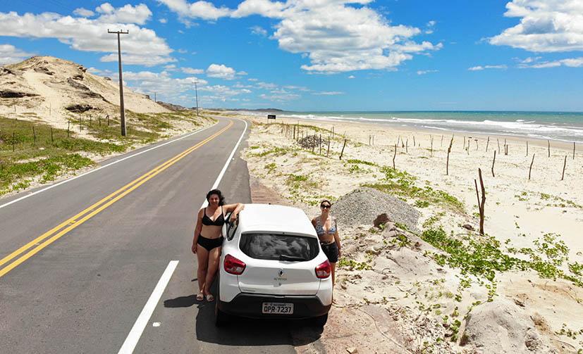 viagem-de-recife-a-fortaleza-de-carro-nordeste-praia