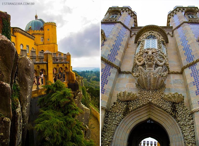 Palácio Nacional da Pena em Sintra