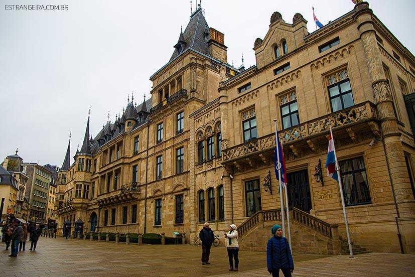 Palácio Grand Ducal