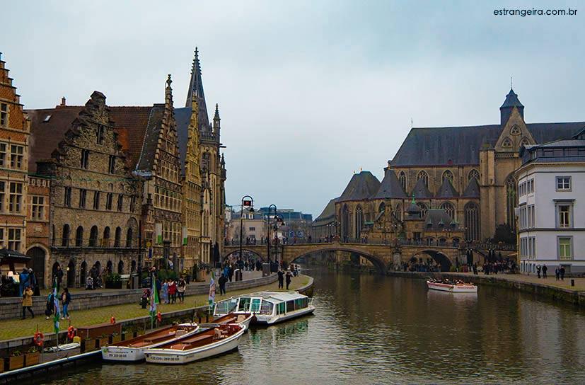 ghent-bruxelas-rio-Lys