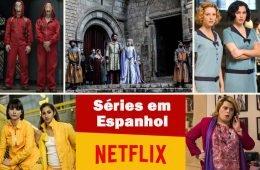 séries em Espanhol