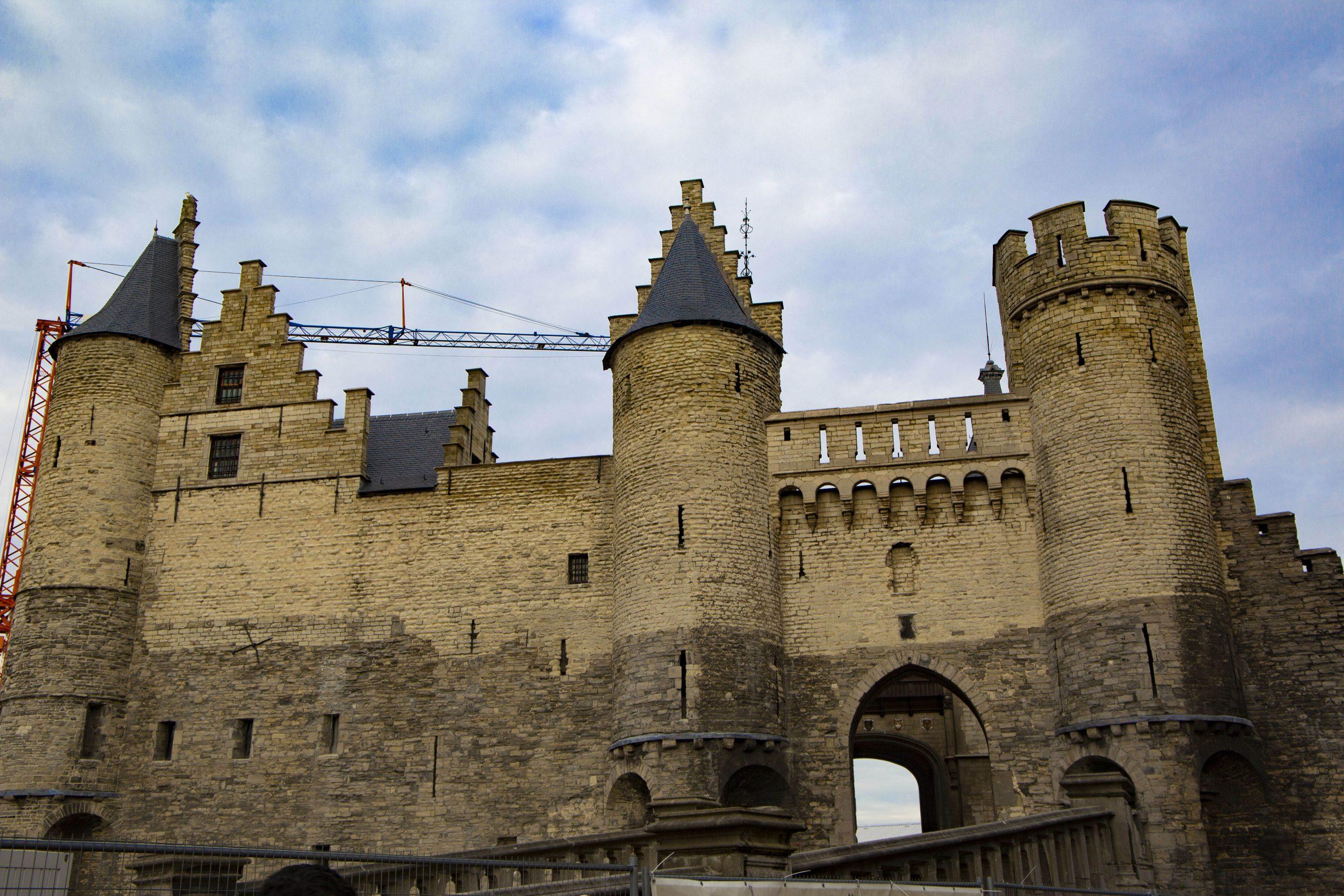 antuerpia-belgica-castelo